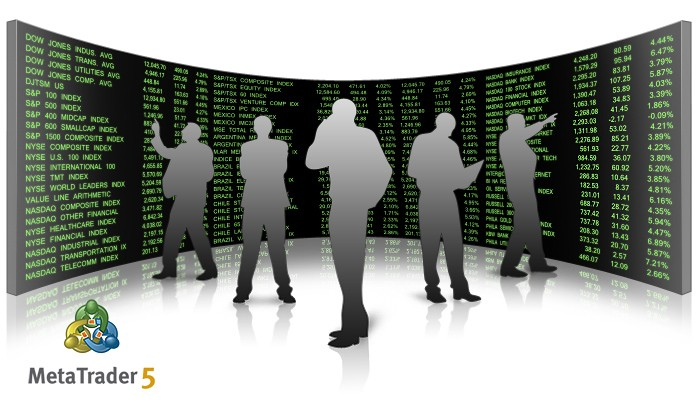 Stock Market Trading is Supported with MetaTrader 5