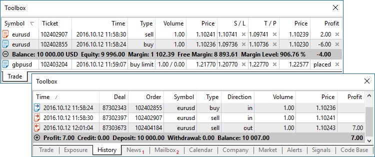 MetaTrader 5 Build 1455: Libraries of mathematical functions