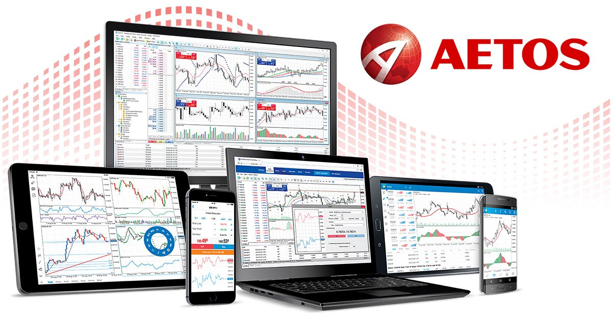 Australian broker AETOS presents MetaTrader 5 to traders