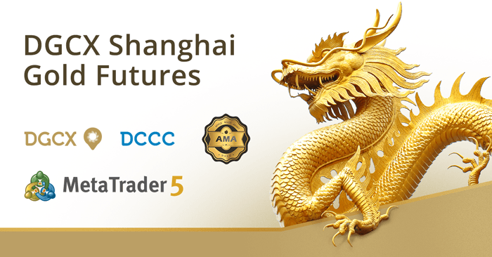 Apple Multi-Asset DMCC Starts Trading DGCX Shanghai Gold Futures through MetaTrader 5