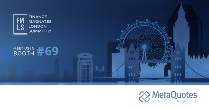 MetaQuotes Software примет участие в London Summit 2017
