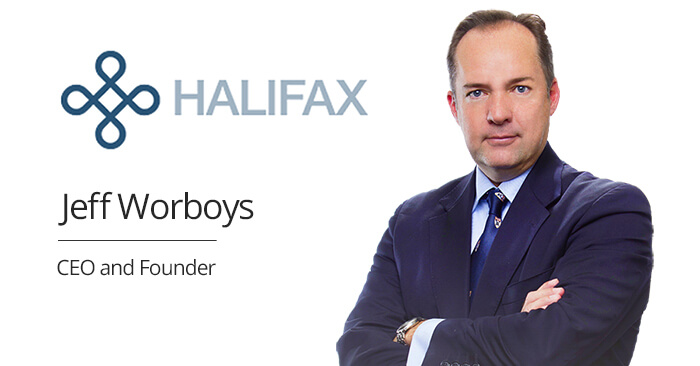 Джефф Уорбойс, Halifax Investment Services