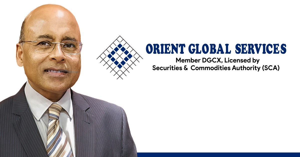 Herr Seraj Khan, Orient Global Services
