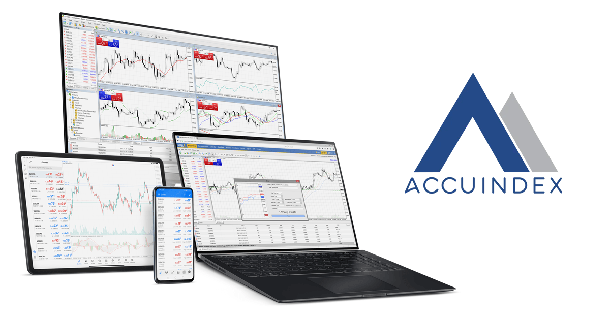 Accuindex Limited offers its traders MetaTrader 5