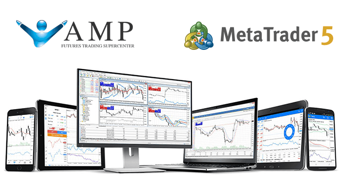AMP Futures has officially announced the launch of the MetaTrader 5