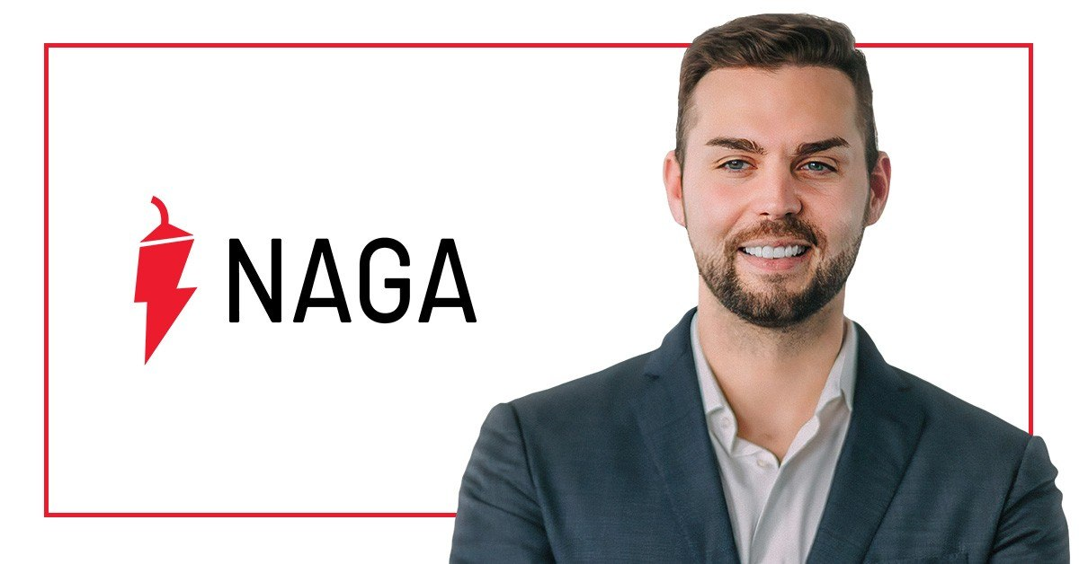 Mr Ben Bilski, NAGA Group CEO