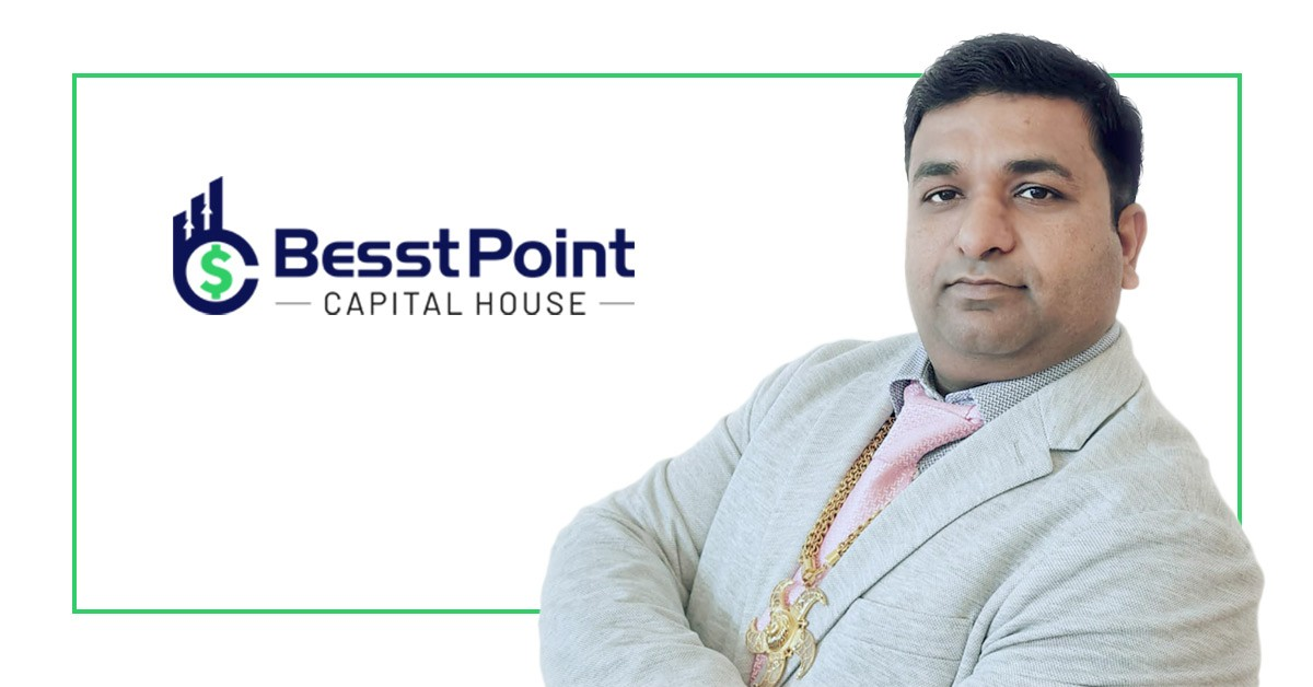 Santoshkumar Gaikwad, Besst Point Capital House