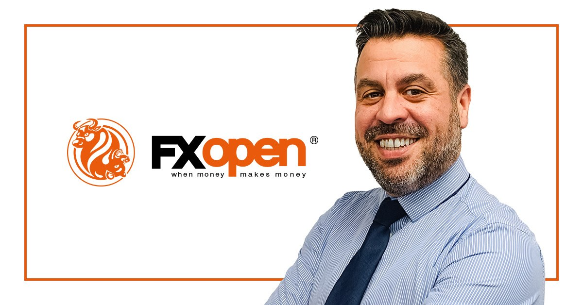 Gary Thomson, diretor executivo da FXOpen UK