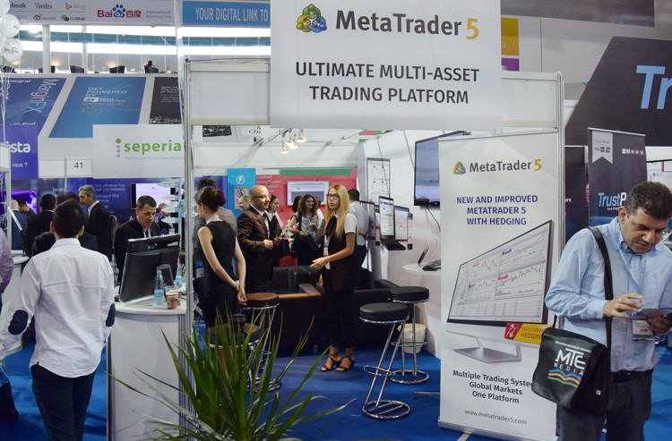 MetaQuotes Software at iFX EXPO 2016