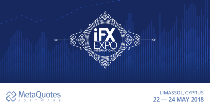 Debut en la iFX Expo International 2018: back-office MetaTrader 5 totalmente actualizado