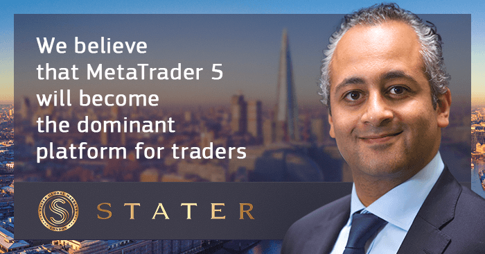 Ramy Soliman, Stater Global Markets