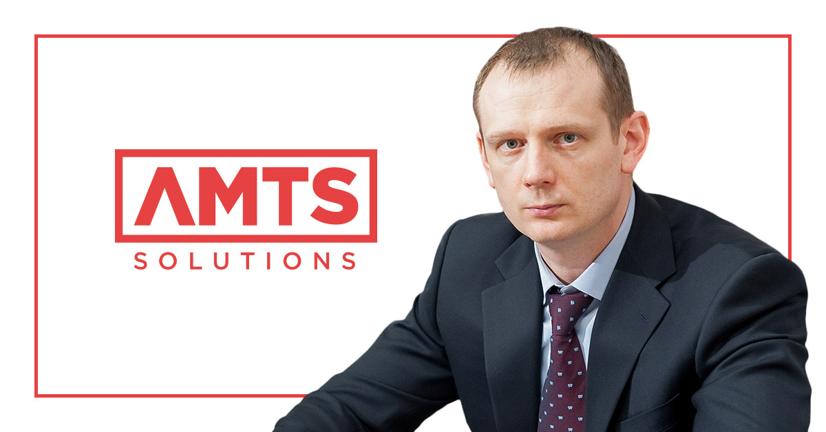 AMTS Solutions Dmitry Rannev氏