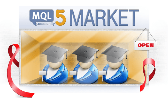 The Market of MQL5 Programs