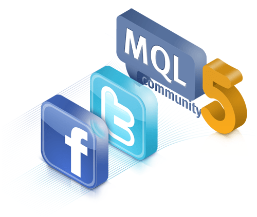 Follow MQL5 on Twitter and Facebook!