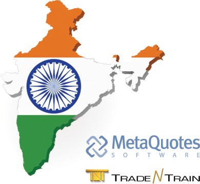 MetaQuotes Software Corp.  ha abierto una representación en la India.