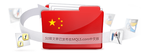 Fifty Articles Published on Chinese MQL5.com