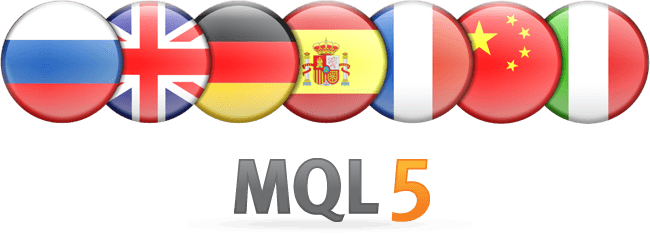 MQL5 Reference Is Now Available in Seven Languages Including Italian!