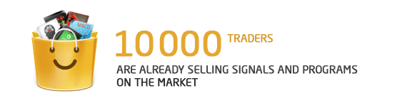10 000 Registered Sellers in the Market and Signals Services