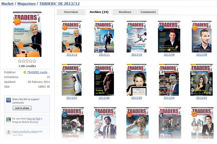 Have a Look at Our