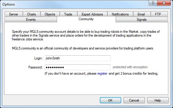 Metatrader language manual 911