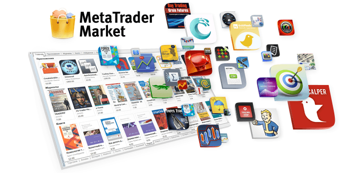 5,000 Trading Apps in the MetaTrader Market