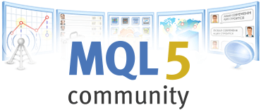 MQL5.community is an international web portal where MQL5 developers can interact with Forex and exchange traders.