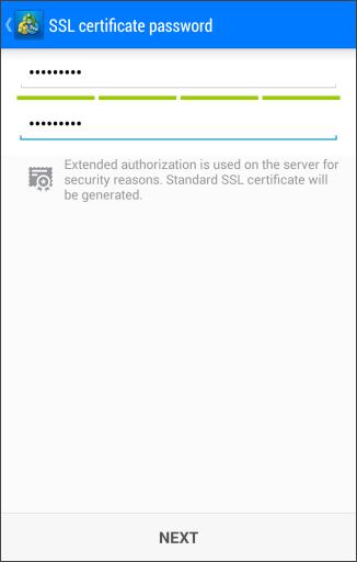 Erweiterte Authentifizierung - Konten - MetaTrader 5
