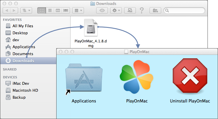 Installation on Mac OS - For Advanced Users - MetaTrader 5