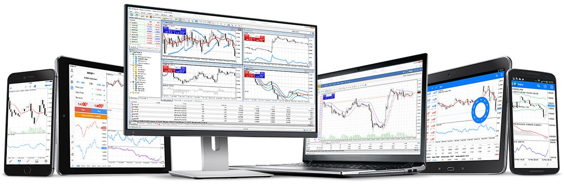 MetaTrader 5 for Windows, Mac OS X and Linux powered PCs, as well as for iOS and Android mobile devices